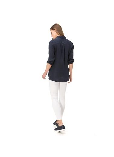 Nautica Jean Pantolon Beyaz
